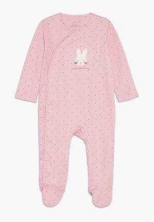 BABY BOUCLE BUNNY - Strampler - pink