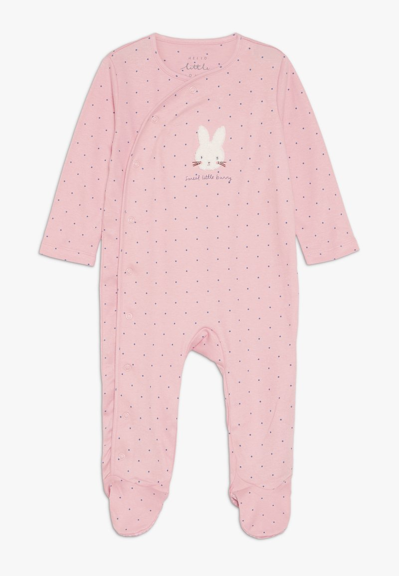 mothercare - BABY BOUCLE BUNNY - Dupačky - pink