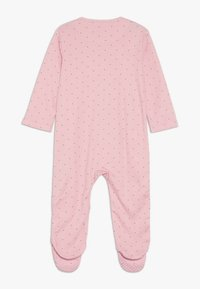 mothercare - BABY BOUCLE BUNNY - Dupačky - pink - 1