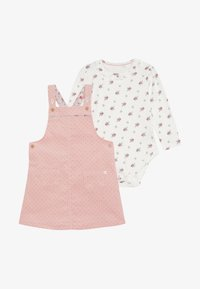 mothercare - BABY PINNY DRESS SET - Body - pink - 4