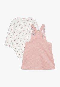 mothercare - BABY PINNY DRESS SET - Body - pink - 1