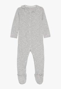 mothercare - BABY HANGING SLEEPSUITS 3 PACK - Pyjamas - yellow - 1