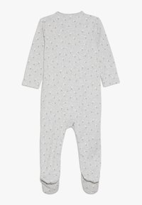 mothercare - BABY HANGING SLEEPSUITS 3 PACK - Pyjamas - yellow - 2