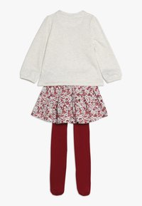 mothercare - BABY DEER AND FLORAL SKIRT SET - A-linjekjol - multi - 1