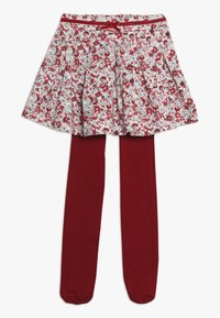mothercare - BABY DEER AND FLORAL SKIRT SET - A-linjekjol - multi - 2