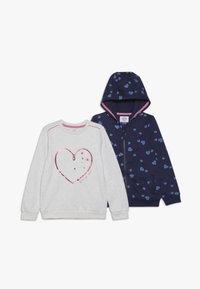 mothercare - HOODIE 2 PACK - Bluza z kapturem - multi - 1