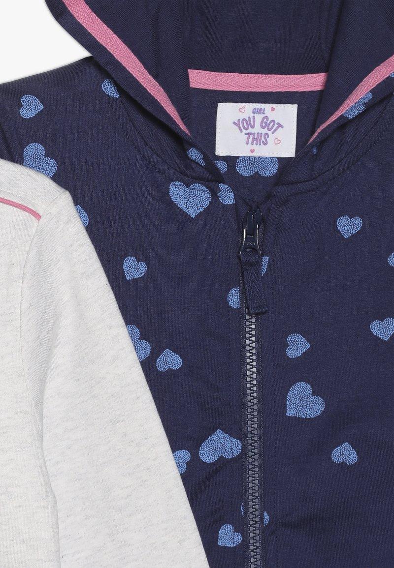 mothercare - HOODIE 2 PACK - Bluza z kapturem - multi