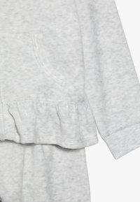 mothercare - SET - Mikina na zip - grey - 3