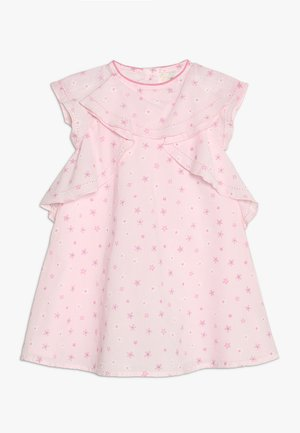 FLORAL RUFFLE DRESS MINI GIRLS - Korte jurk - pink