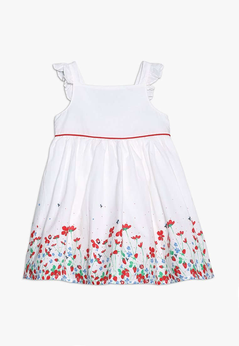 mothercare - BORDER PROM DRESS BABY - Freizeitkleid - white