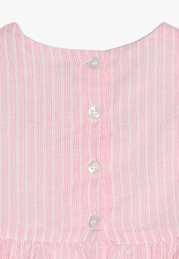 mothercare - STRIPE TRIM DRESS BABY - Korte jurk - pink - 2