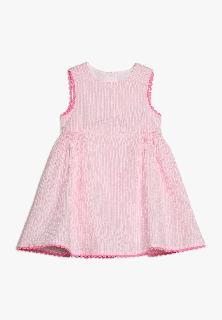 mothercare - STRIPE TRIM DRESS BABY - Day dress - pink