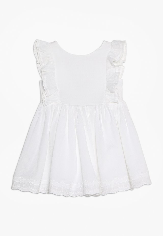CUTWORK DRESS BABY - Cocktailkleid/festliches Kleid - white