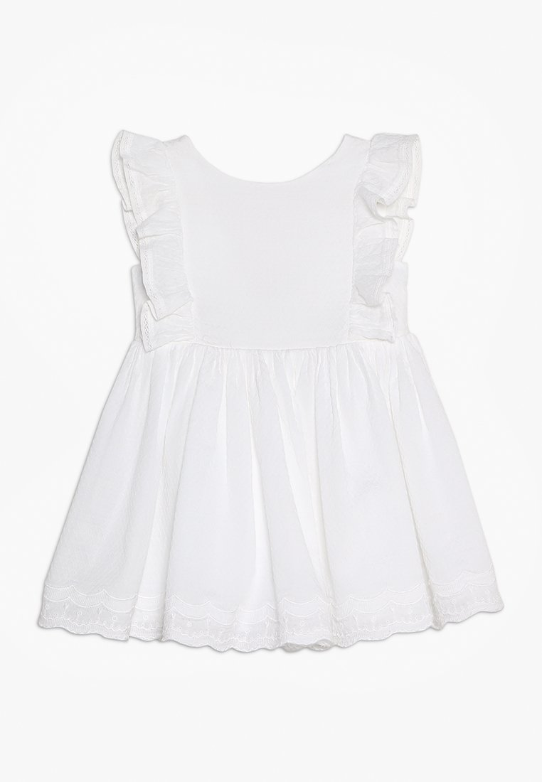 mothercare - CUTWORK DRESS BABY - Cocktail dress / Party dress - white