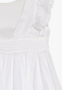 mothercare - CUTWORK DRESS BABY - Cocktail dress / Party dress - white - 4