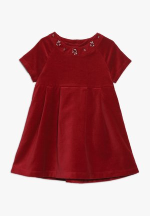 BABY DRESS - Cocktailkjoler / festkjoler - red