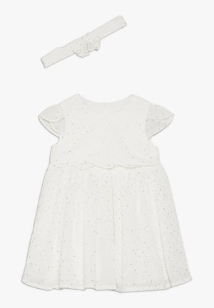 BABY STAR DESS SET - Cocktail dress / Party dress - white