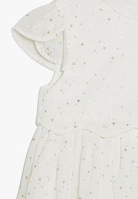 mothercare - BABY STAR DESS SET - Koktejlové šaty/ šaty na párty - white - 3