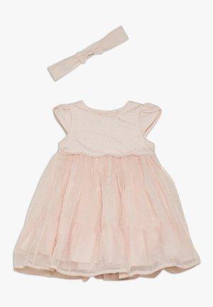 BABY BODICE DRESS BAND - Cocktailkjoler / festkjoler - pink