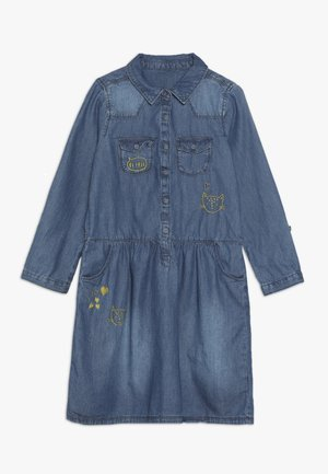 DRESS - Denimové šaty - denim