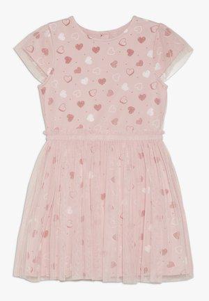 LAYER DRESS - Juhlamekko - pink