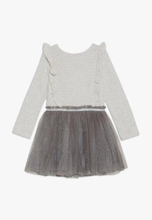 TUTU DRESS - Jerseyjurk - grey