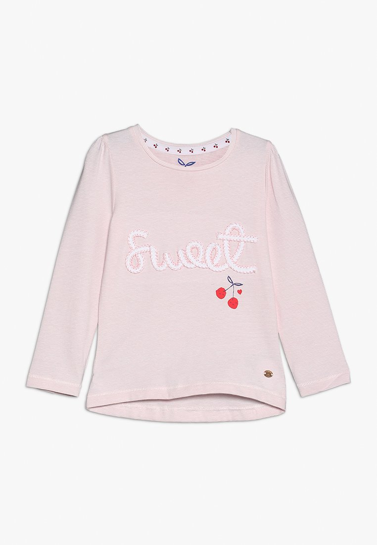 mothercare - STRIPE SWEET MINI GIRLS - Langarmshirt - pink