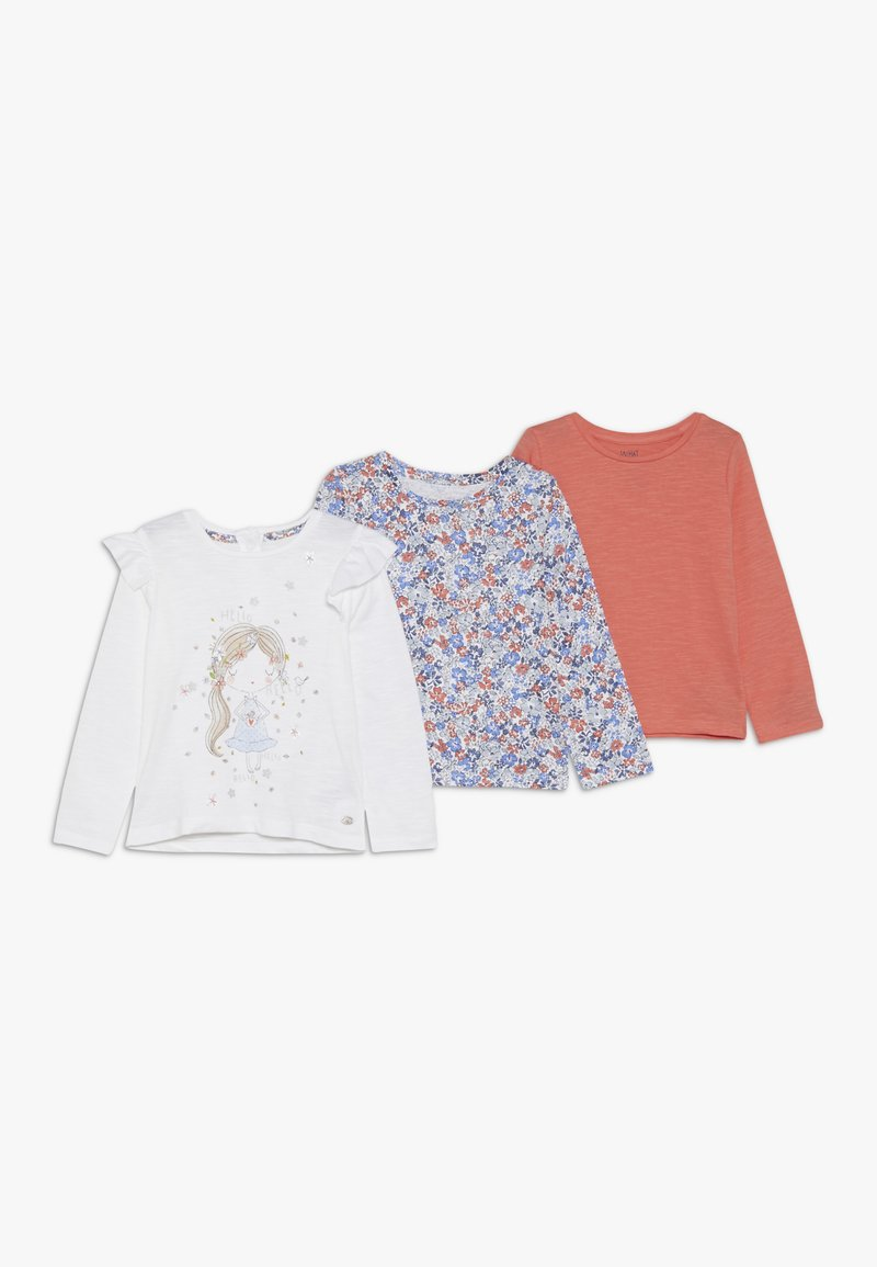 mothercare - BABY GIRL 3 PACK  - Long sleeved top - multi