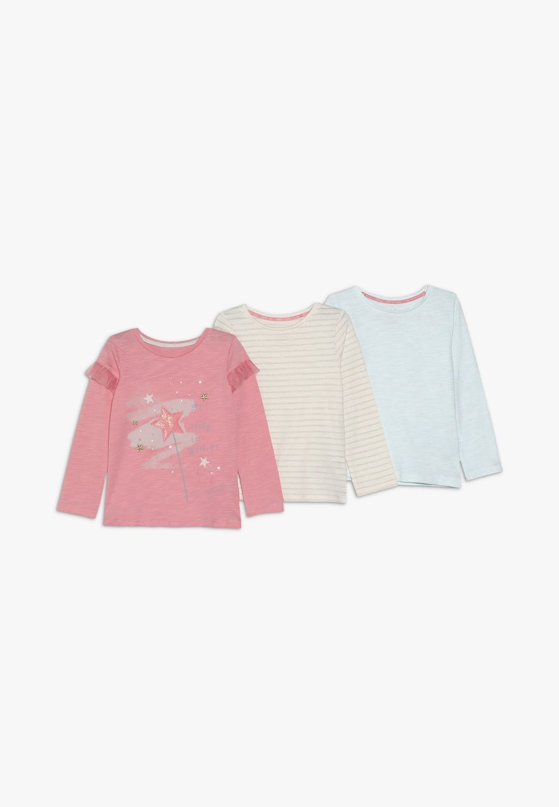 mothercare - BABY 3 PACK - Long sleeved top - multi