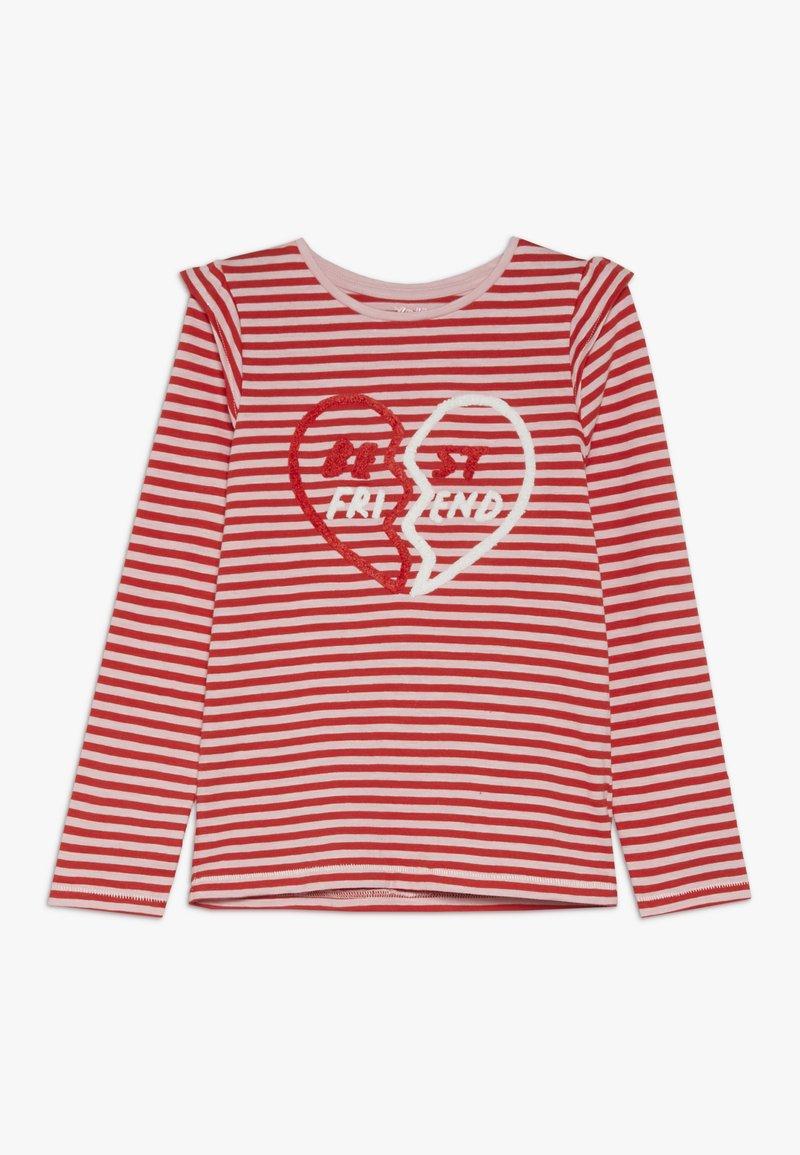 mothercare - STRIPE TEE - Långärmad tröja - red