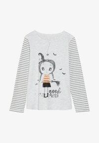 mothercare - HALLOWEEN GOOD WITCH LS TEE - Camiseta de manga larga - grey - 3