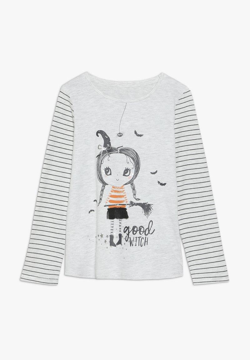 mothercare - HALLOWEEN GOOD WITCH LS TEE - Camiseta de manga larga - grey