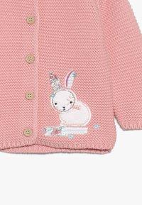 mothercare - BABY BUNNY CARDIGAN - Cardigan - pink - 3