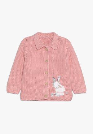 BABY BUNNY CARDIGAN - Neuletakki - pink