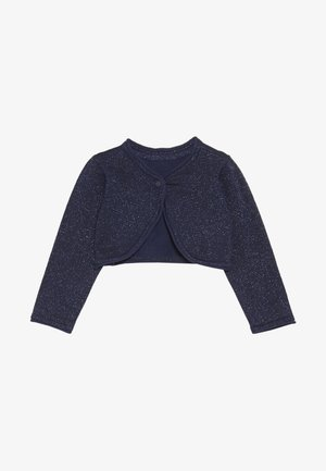 BABY FLOW PARTY BOLERO - Cardigan - navy