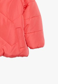 mothercare - BABY FLOW JACKET PLAIN - Zimní bunda - coral - 3