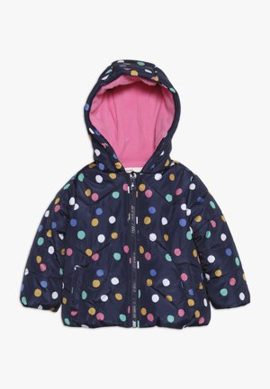 BABY FLOW JACKET MULTISPOT  - Zimní bunda - navy