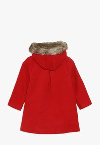 mothercare - BABY FLOW BLEND COAT WITH HOOD - Veste d'hiver - red - 1