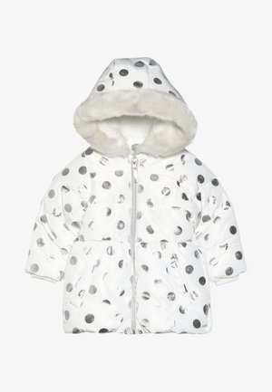 BABY FLOW PADDED FOIL SPOT  - Winterjas - cream