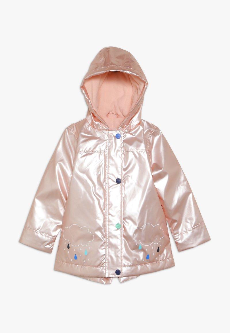 mothercare - BABY CLOUD AND RAIN PEARL  - Kurtka przeciwdeszczowa - pink
