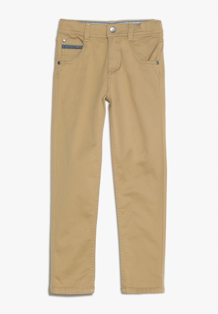 mothercare - STONE - Trousers - stone