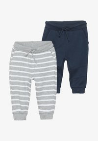 mothercare - BABY 2 PACK  - Trousers - brights multi - 3