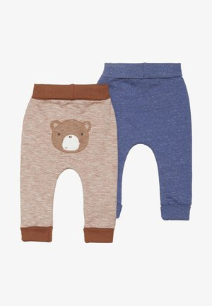 BABY JOGGERS 2 PACK - Bukse - navy