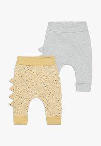 mothercare - BABY 2 PACK - Pantalon classique - dark multi - 0