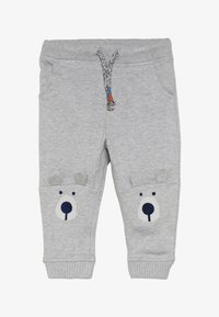 mothercare - BABY NOVELTY KNEE  - Kalhoty - grey - 2