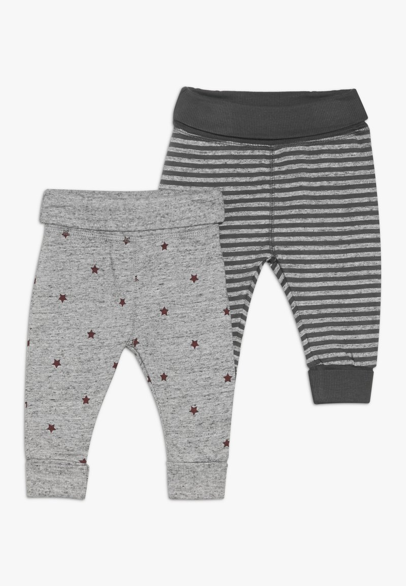 mothercare - BABY 2 PACK  - Stoffhose - grey
