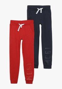 mothercare - JOGGER 2 PACK - Pantalones deportivos - brights multi - 0