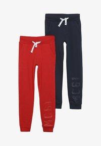 mothercare - JOGGER 2 PACK - Pantalones deportivos - brights multi - 3
