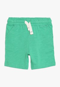 mothercare - MINI BOYS 3 PACK - Pantalones deportivos - dark blue/mottled grey/green - 2