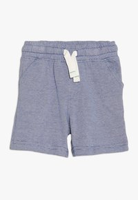 mothercare - MINI BOYS 3 PACK - Pantalones deportivos - dark blue/mottled grey/green - 3